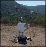 Weather Station at SMER