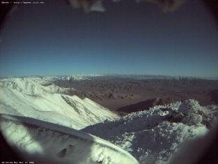 Mt. Laguna snow