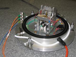 Prototype Fiber Optic Seismometer