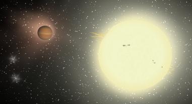 Exoplanet/Palomar