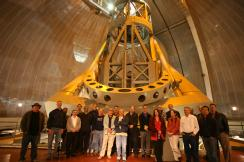 HPWREN Users Workshop at the Palomar Observatory