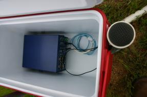 Acoustics sensor