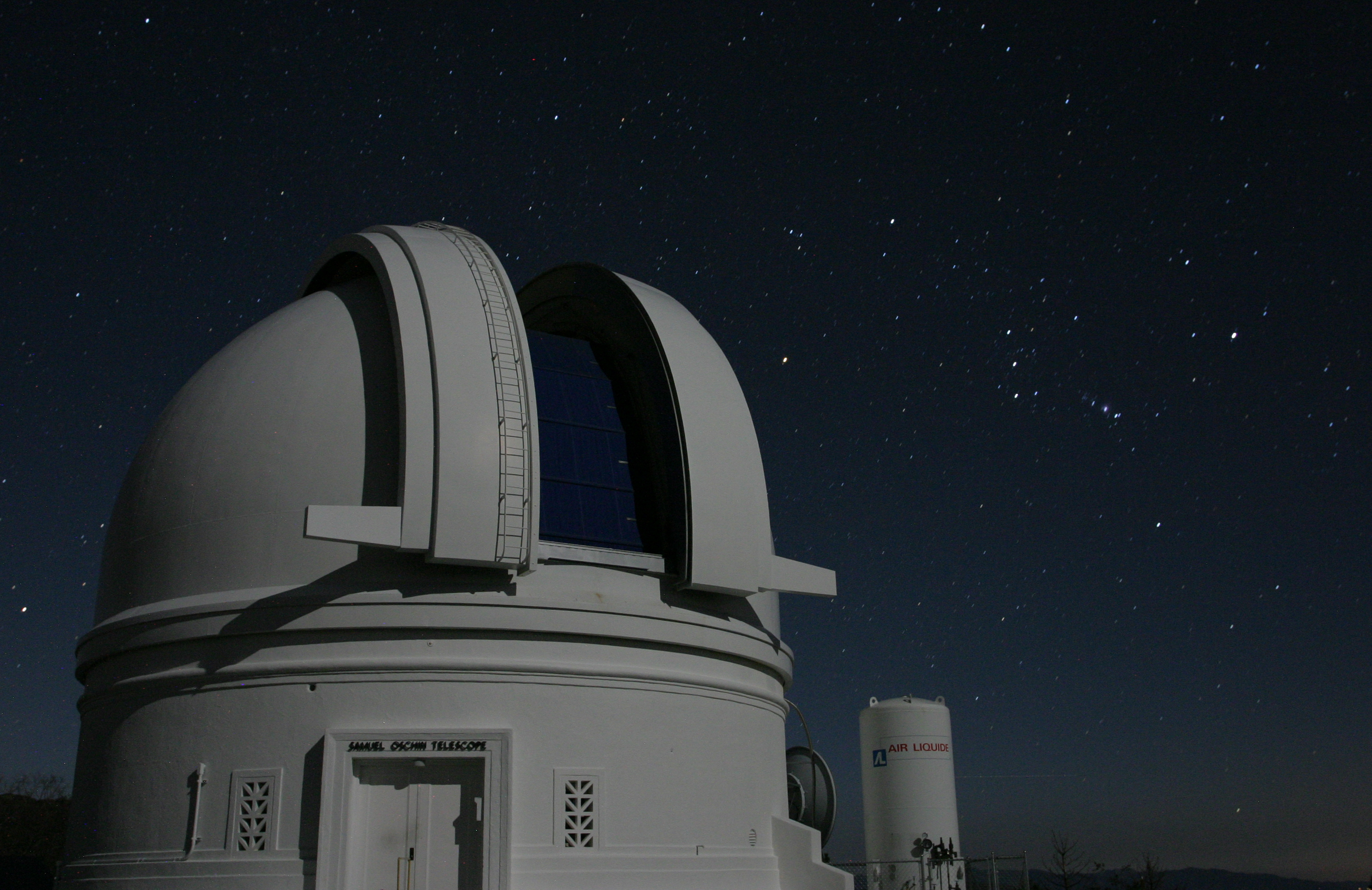 a study of the pictures from palomar observatory The iptf takes advantage of the palomar observatory and its unique capabilities to scan the skies and discover, in near real-time, fast-changing cosmic events such as supernovas growth manages a global network of researchers and telescopes that can swiftly perform follow-up observations to study these transient events in detail.