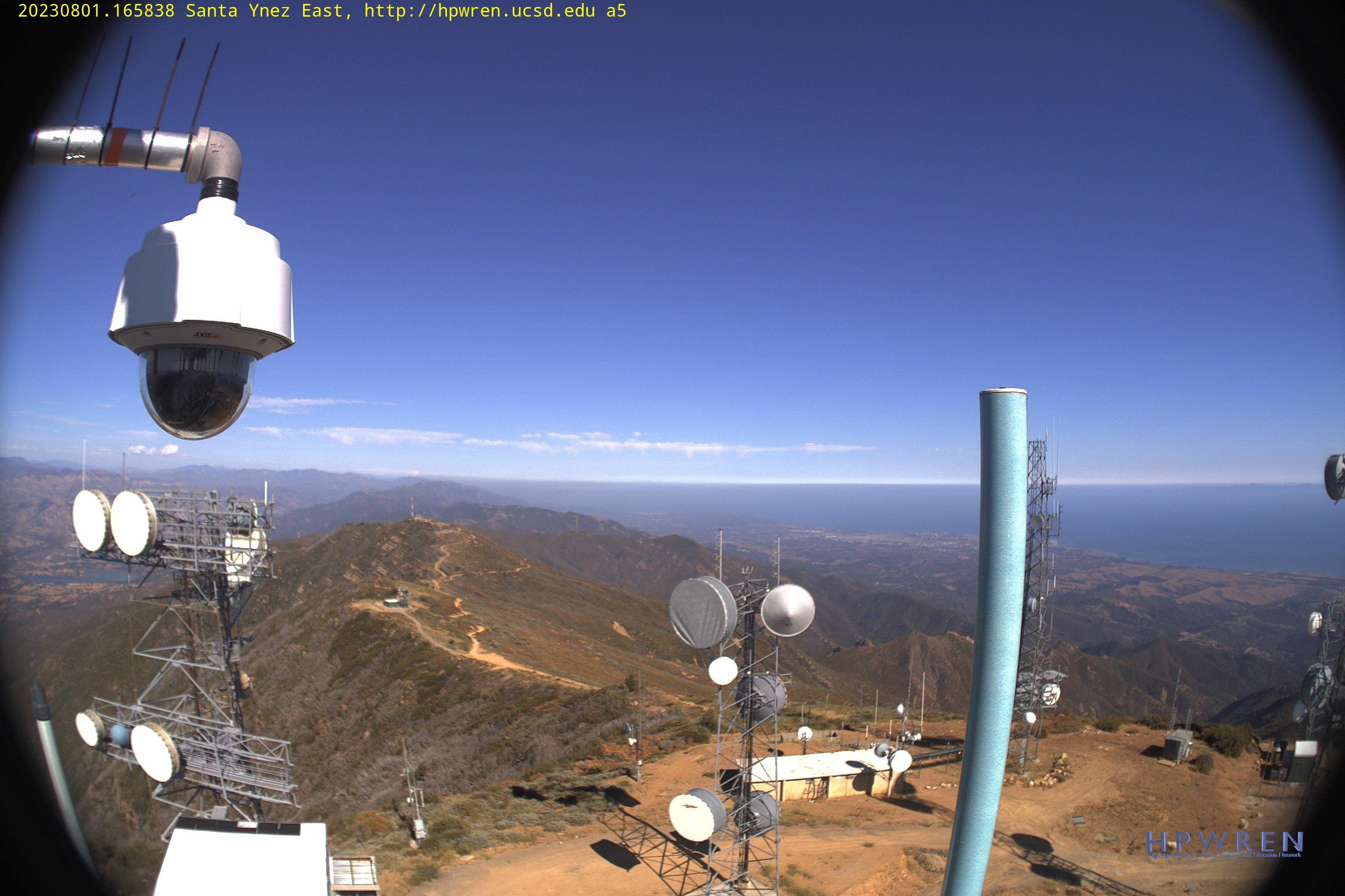 East Santa Ynez Peak